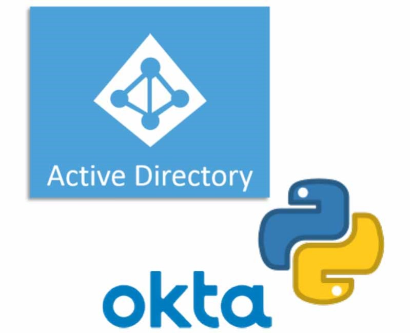 Image about Active Directory to Okta mastering transition proces. Intro image.